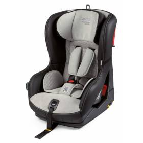 Автокресло Peg-Perego Viaggio1 Duo-Fix TT Pearl Grey (кожа Alcantara)