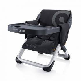 Стул Concord Lima Travel Highchair - BLACK