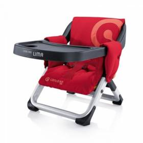 Стул Concord Lima Travel Highchair - RED