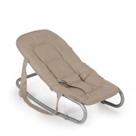 Шезлонг Hauck Lounger  620250 almond