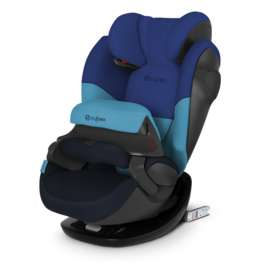 Автокресло Cybex Pallas M-Fix Blue Moon