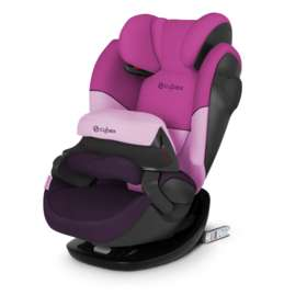 Автокресло Cybex Pallas M-Fix Purple Rain