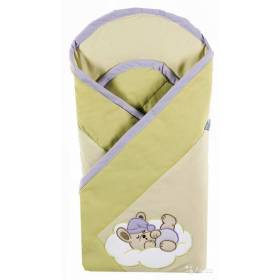 Конверт Layette Rebbit Feretti green