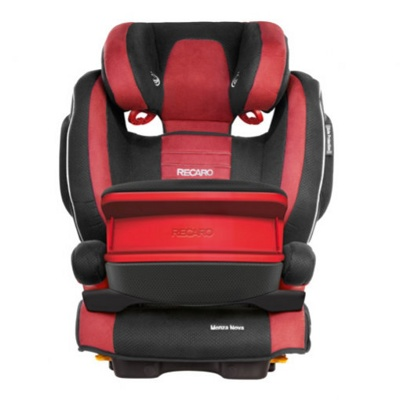 Автокресло Recaro Monza Nova IS Seatfix Cherry