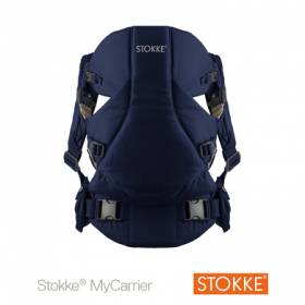 Рюкзак-переноска Stokke MyCarrier Deep Blue